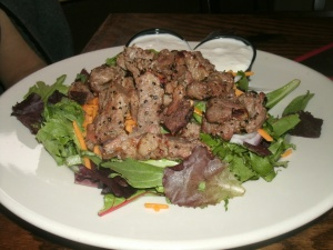 double J steak salad