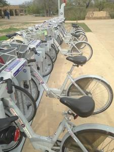 San Antonio Bicycle Rental