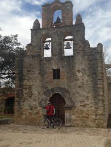 San Antonio Mission Bicycle