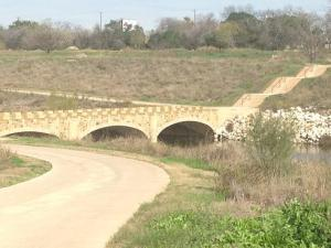 San Antonio River Trail Bridge 2