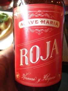 agave maria memphis roja sauce